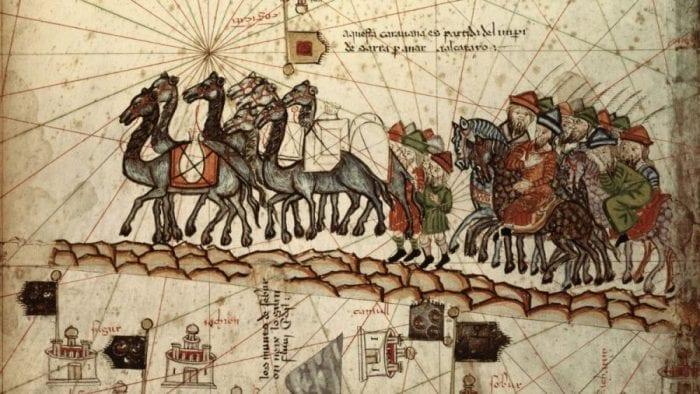كيف انتشر الموت الأسود عبر طريق الحرير 1