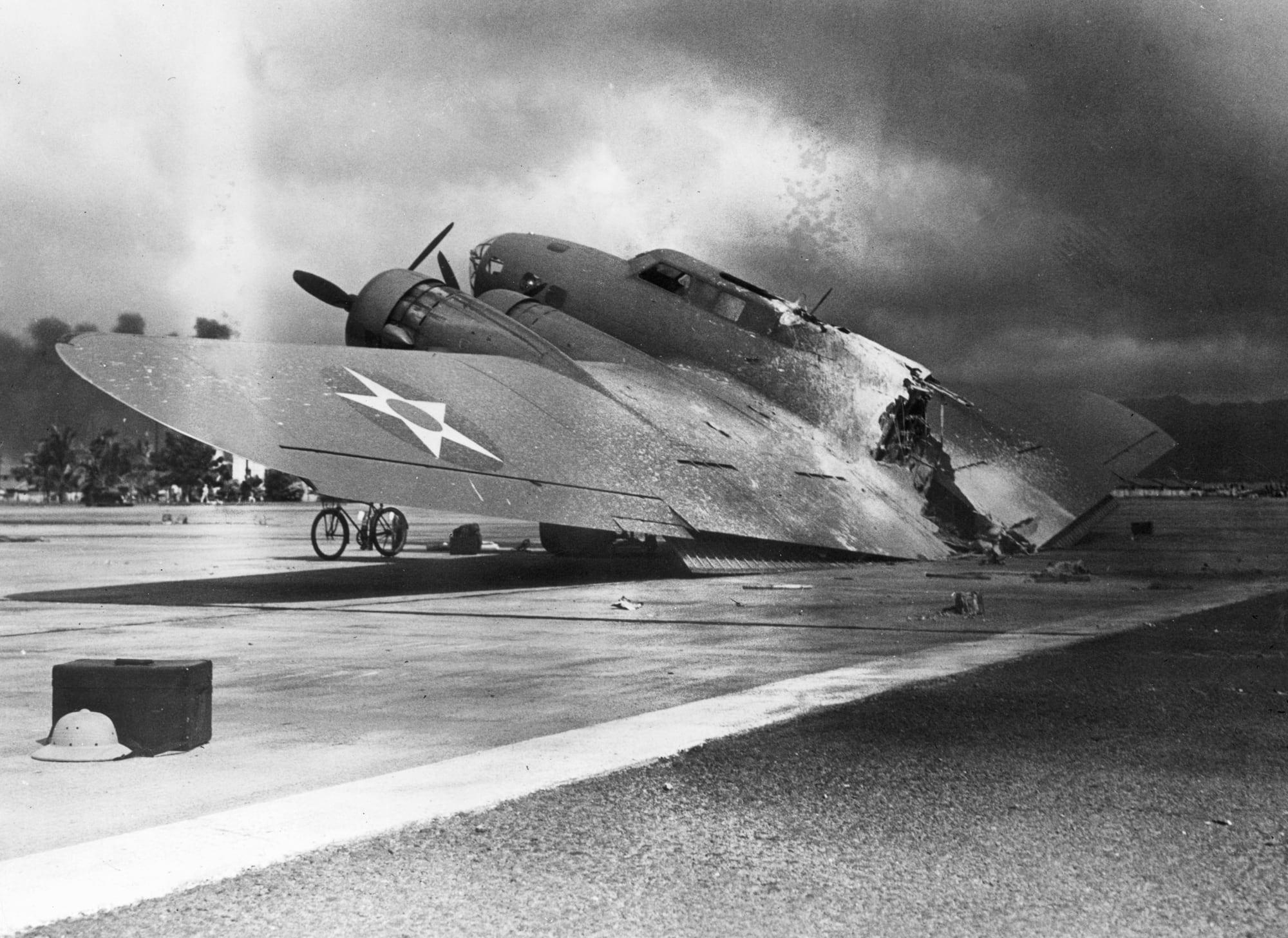 الهجوم على ميناء بيرل هاربر 3