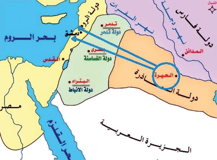 مقارنة خالد الوليد ونابليون بونابرت