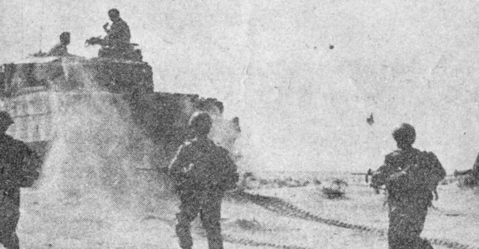 صور من حرب 5 يونيو 1967